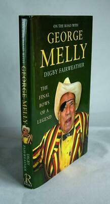 On The Road With George Melly By Digby Fairweather (Hardback, 2007) 1st Edition • 12£