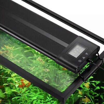 AU150 • Buy 4ft/120cm LED FULLY PROGRAMABLE SunSet To Sunrise Aquarium Light.Super Bright.