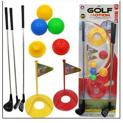 AU29.61 • Buy Kids Golf Clubs Set Practice Children Putter Outdoor Play Game Educational Toy