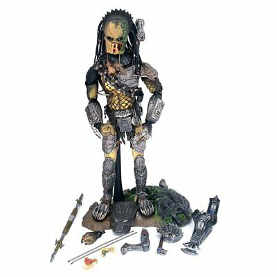 $ CDN441.10 • Buy Alien Vs Predator Requiem Wolf Predator Cleaner Kit Version - Hot Toys - 7117191