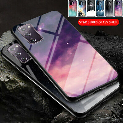 AU14.89 • Buy For Samsung S7 S20FE A21S A42 Shockproof Tempered Glass Hybrid TPU Case Cover