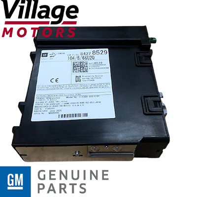 AU600 • Buy Genuine GM Holden Colorado RG (Z71) 2017- | Radio Assembly - Receiver | 84278529