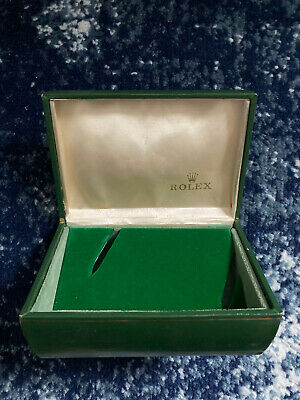 1970s RARE Vintage Rolex Inner Green Display Sports Box Submariner GMT Master • 150£