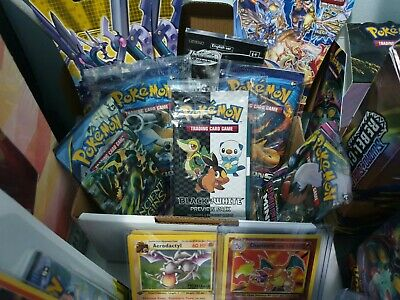 AU12.99 • Buy Pokemon TCG Booster Packs - 1x Sealed Booster + 1x Ultra Rare / Vintage Card