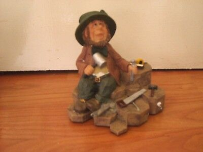 New - Declan's Finnians Guardians Of The Blarney Stone  The Builder  - Figurine • 29.95£