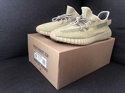 $ CDN408.29 • Buy Yeezy Boost 350 V2 Sulfur Size 12 100% AUTHENTIC - Tags: 700 Zebra Carbon Bred