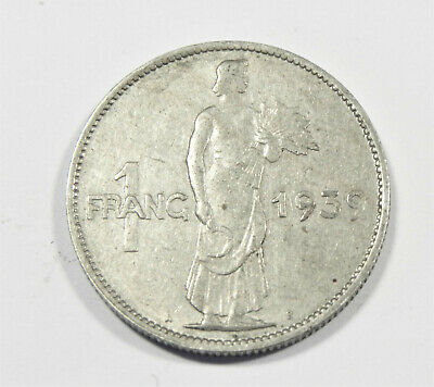 AU6 • Buy 1 Franc Luxembourg 1939 #7901