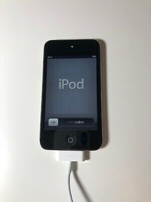 Apple IPod Touch 2nd Generation (Late 2008) Black (8GB) Model A1288 • 10£
