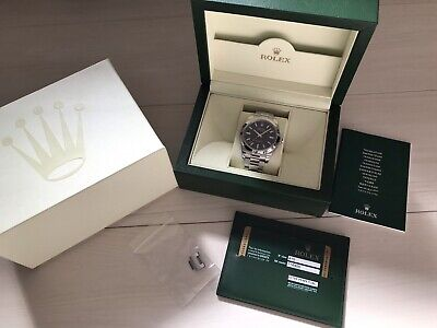 $ CDN10969.38 • Buy Rolex Milgauss Oyster Perpetual 116400 Black Dial Box And Papers