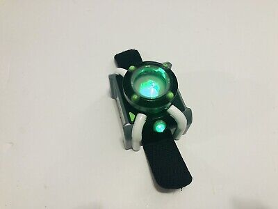 Ben 10 2017 Deluxe Omnitrix FX Watch Bandai Toy Sounds And Lights Playmates  • 15.92£