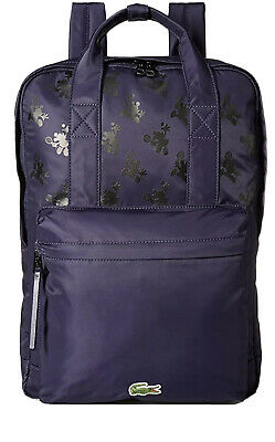 BNWT - LACOSTE X DISNEY Collab - Mickey Mouse - Tennis - Rucksack - Bag Backpack • 64.99£