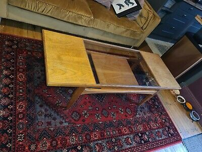 G Plan Mid Century Long Coffee Table • 107.88£