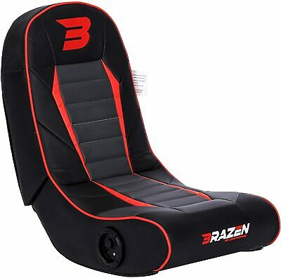 £149.99 • Buy Gaming Chair PS4 XBOX Nintendo Bluetooth 2.0 Audio Sound System Foldable Black