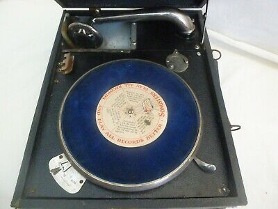 Gramophone By Crescendo Decca Working But May Need Looking At  • 39.99£