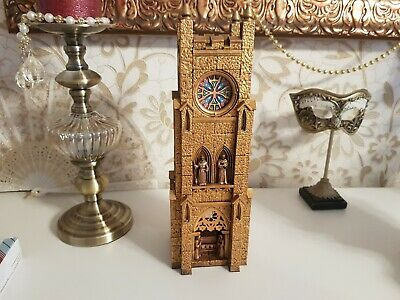 Bell Tower Decorative Architectural Model. Hand Made. • 120£