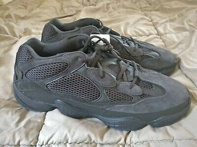 $ CDN480.84 • Buy Adidas Yeezy 500 Utility Black Size 16 100% Authentic New Deadstock In-hand FAST