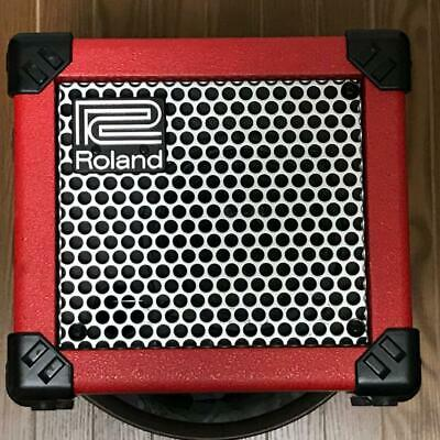 AU175.93 • Buy Roland Micro Cube Guitar Amplifier - Red
