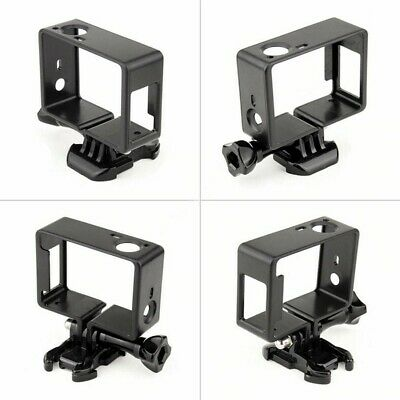 $ CDN6.60 • Buy For GoPro Hero 4 Hero 3+ Hero 3 Protective Border Frame Case Housing Case