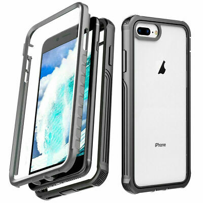AU16.89 • Buy Dustproof Shatter-resistant 3 In 1 Case For IPhone Xs Max XR X 6/6s/7/8 Plus