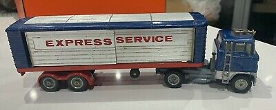 Vintage Corgi Major Toys 1137 Ford Articulated Truck & Express Service Trailer • 24.95£