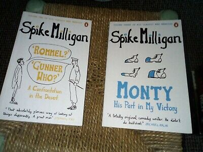 Spike Milligan Books.Rommel? Gunner Who And Monty His Part In My Victory. • 0.99£