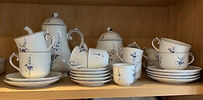Villeroy And Boch Vieux Luxembourg Tea And Coffee China • 99£
