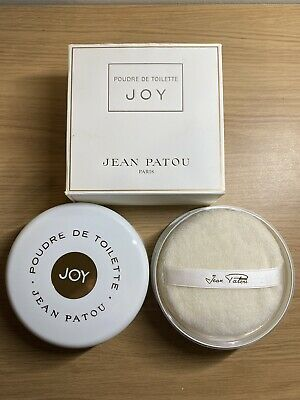 Jean Patou JOY Poudre De Toilette - Vintage - SEALED INSIDE - UNUSED - 180g • 150£