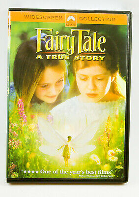 Fairy Tale - A True Story DVD (Region 1) • 12.99£
