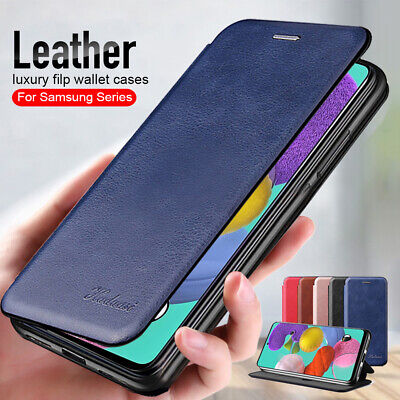 $ CDN8.10 • Buy For Samsung S20 FE S20 S10 S9 Note20 10 Magnetic Leather Case Wallet Stand Cover
