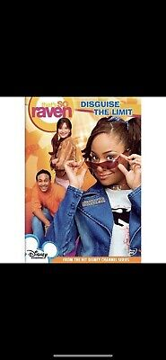 That's So Raven - Disguise The Limit (DVD, 2008,... • 2.80£