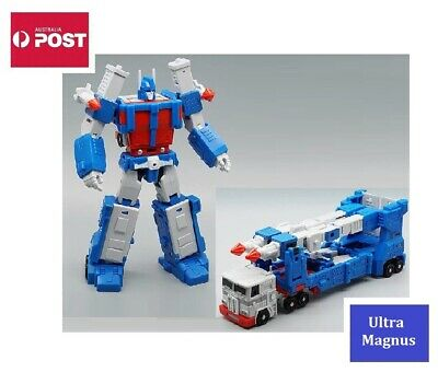 AU45 • Buy Transformers Autobot G1 Style Robot Toy - CP-01 Ultra Magnus