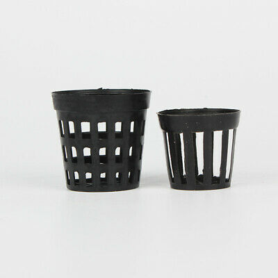 100Pcs Plastic Aquatic Pots Baskets For Water Plants Garden And Pond B3T1 • 8.26£