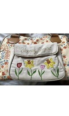 £12 • Buy Pink Lining Yummy Mummy Blooming Gorgeous Baby Changing Bag