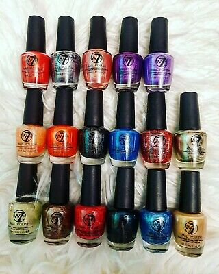 £2.89 • Buy W7 Nail Polish (Choose Your Colour) New Colours Arrived!