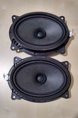 £49.90 • Buy Toyota Avensis T27 2015 Genuine Front Speakers
