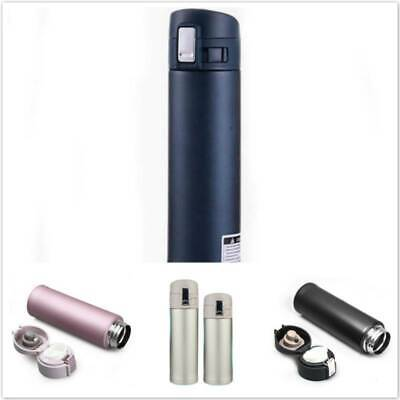 AU14.62 • Buy Stainless Steel Insulated Thermos Cup Flask Travel Mug Water Drink Bottle R