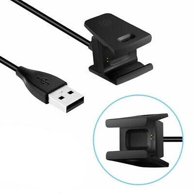 $ CDN5.35 • Buy Charger For FITBIT CHARGE 2 USB Charging Cable Activity Wristband Cord Wire  Y