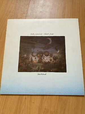 £5.99 • Buy Andy Summers & Robert Fripp 'Bewitched' LP