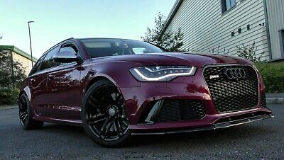 2014 Audi Rs6 Exclusive Edition Tfsi 700bhp Apr Tuned Quattro Swap Swop Px Amg • 33,995£