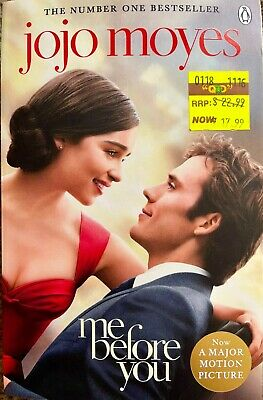 AU15 • Buy Me Before You By Jojo Moyes (2012) Book Paperback