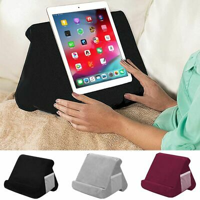 2021 Multi- Soft Pillow Lap Stand For IPad Tablet Cushion Phone Laptop Holder UK • 9.39£