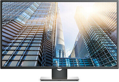 AU341 • Buy Dell P4317Q 43 Ultra HD Monitor 4K  DP HDMI USB3 (used, Good Condition)