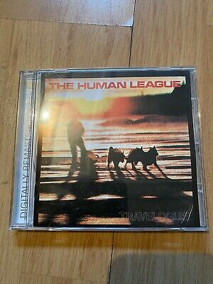 The Human League 'Travelogue' CD Reissue Remastered 2003 • 8.99£