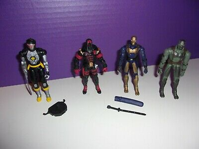 $ CDN16.57 • Buy GI Joe Vs Cobra Venom Valor Spytroops Loose Troop Figure Accessories Lot FREE SH