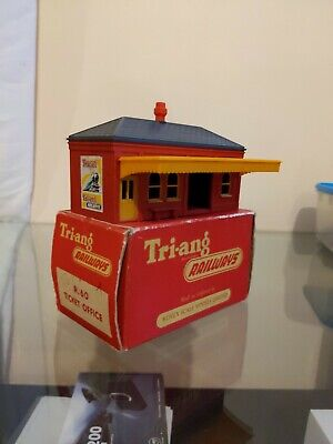 Tri-ang R.60 Boxed Ticket Office • 10£