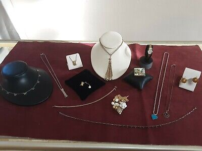 $ CDN1.27 • Buy Vintage Fashion Jewelry Lot Some Signed MUST SEE #C7