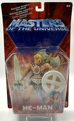 $39.99 • Buy 2001 Mattel - Masters Of The Universe - He-Man - Action Figure MOC