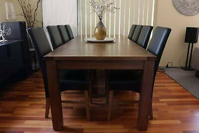AU800 • Buy Glenvalle Dining Table, Including 8x Dining Chairs