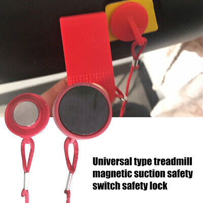 AU5.06 • Buy Emergency Stop Universal Magnet Mini Start Safety Lock Accessories Treadmill Key