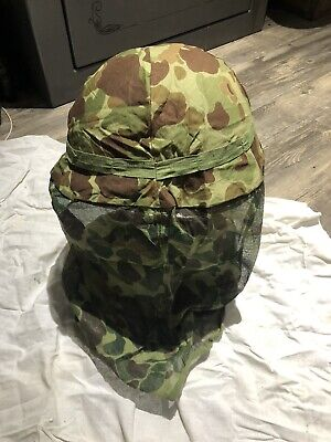 $22 • Buy Original WW2 Mosquito Helmet Cover USMC